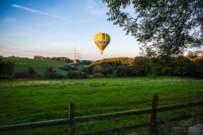 Hot Air Balloon / Bielefeld
