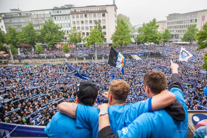 Aufstiegsfeier / DSC Arminia Bielefeld