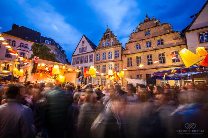 Leineweber Markt / Bielefeld Marketing GmbH