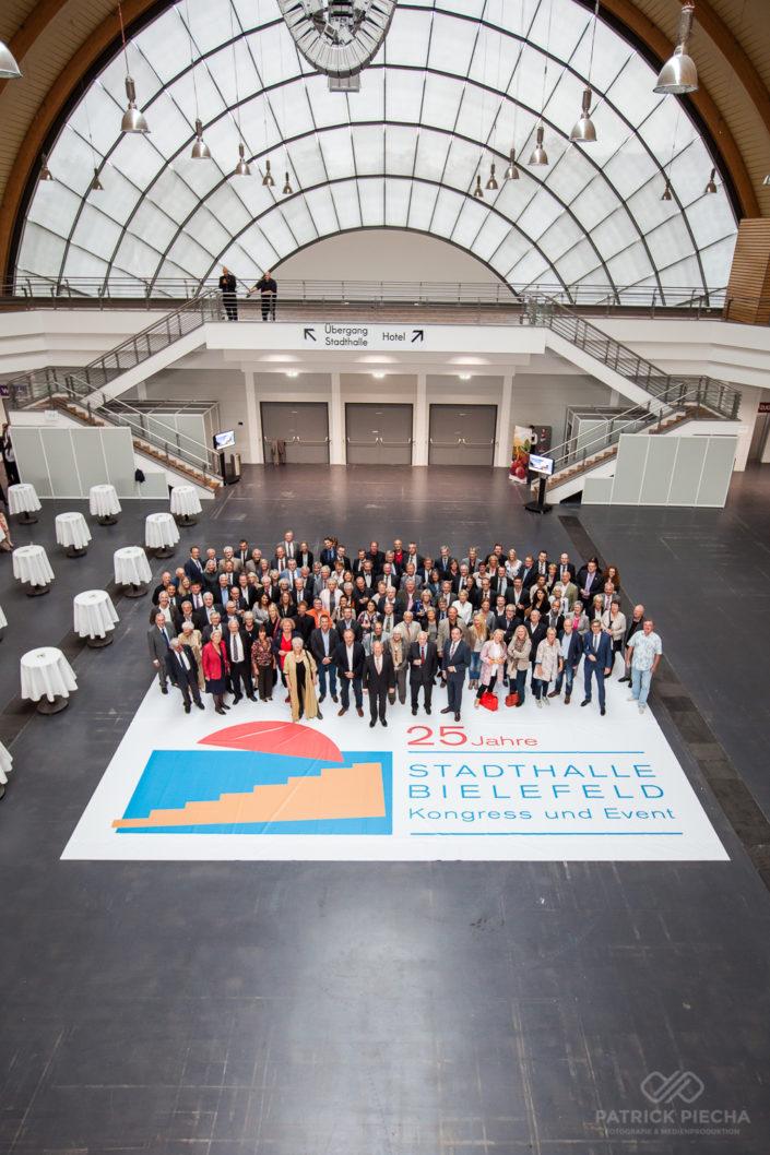 25 Jahre / Stadthalle Bielefeld Betriebs GmbH