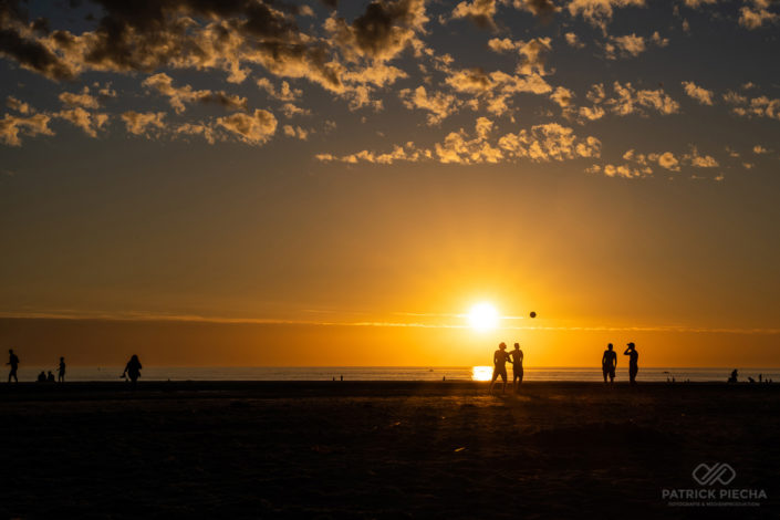 Sunset Lovers / St. Peter Ording